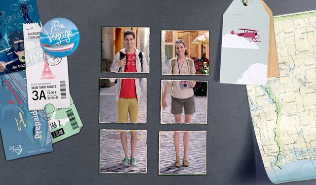 1stAveMachine and Leo Burnett bring you this love story told through magnets!