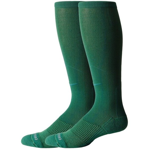 Nike 2 Pair Pack Baseball Sock (Gorge Green/Gorge Green) Crew Cut... ($13) ❤ liked on Polyvore featuring intimates, hosiery, socks, wicking socks, crew length socks, nike, green hosiery and crew cut socks