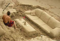 Image result for easy sand sculptures for kids
