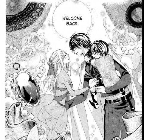 Himegimi to Sanbiki no Kemono Manga