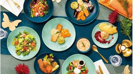 サーモン好き集まれイケアレストランでサーモンフェア--前菜からデザートまでサーモンづくし