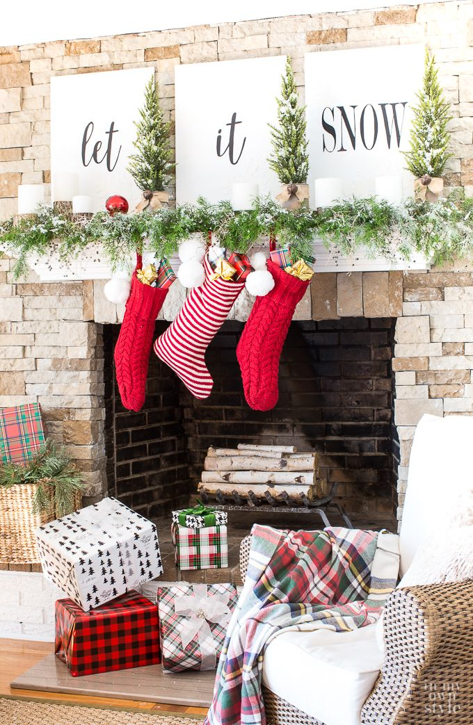 Christmas Decorating Ideas All Through The House