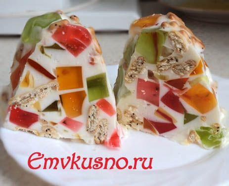 http://emvkusno.ru/1417-tort-bitoe-steklo-s-krekerom.html