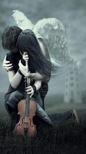 crying angel wallpaper gothic - photo #19