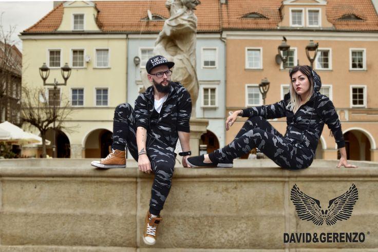 david & gerenzo