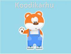 Koodikarhu on koodaamisen opetuspaketti sekä opettajille että oppilaille.