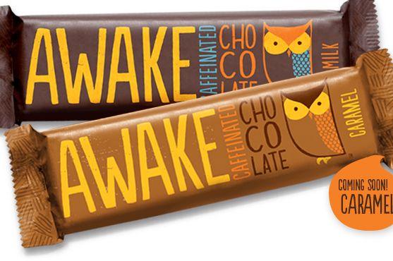Awake Chocolate Perks Investor Interest with Caffeinated Candy ...