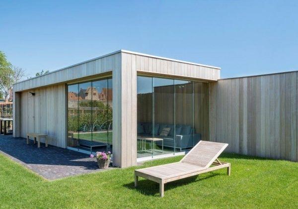 25 beste idee n over moderne gebouwen op pinterest groen gebouw architectuur en duurzame - Houten toren zwembad ...