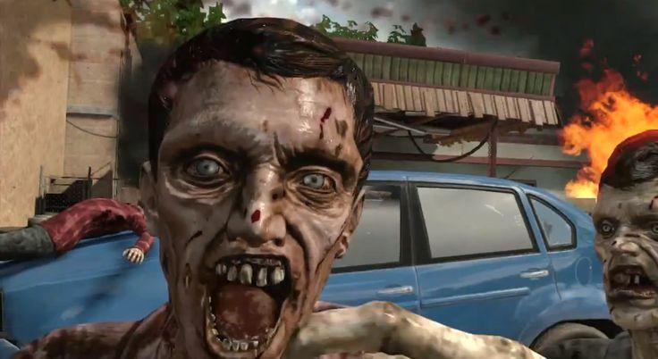 The Walking Dead Survival Instinct #1
