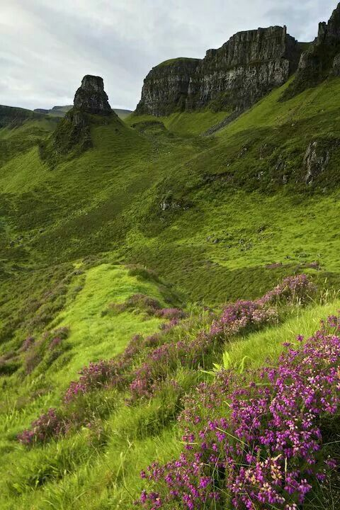 Gaeden of the Gods. Skye