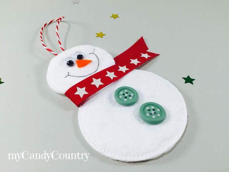 Oltre 1000 idee su natale fai da te su pinterest - Idee decorazioni natalizie fai da te ...