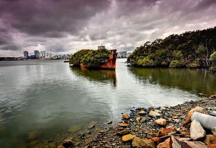 Homebush Bay
