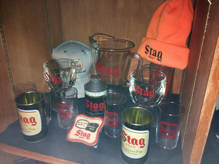 40 Best Images About Stag Beer On Pinterest Bottle