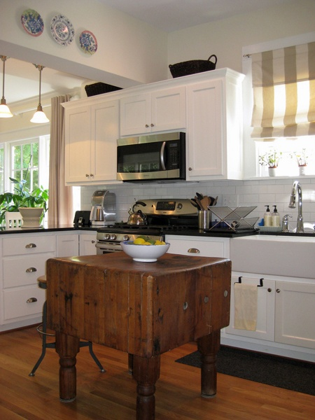 109 best images about butcher block on pinterest for Block island cottage