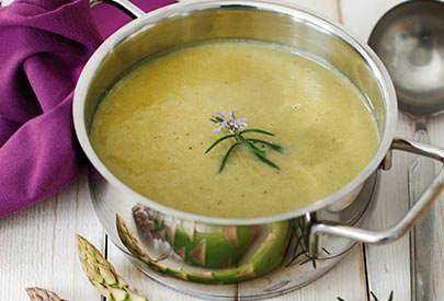 Kuşkonmaz Çorbası - Kolay Yemek Tarifleri