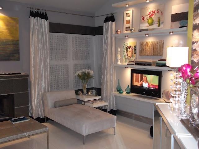 IKEA Hackers: accessories: Interior Design, Idea, Tv Wall, Blind Alternative, Livingroom, Living Room, Ikea, Rooms