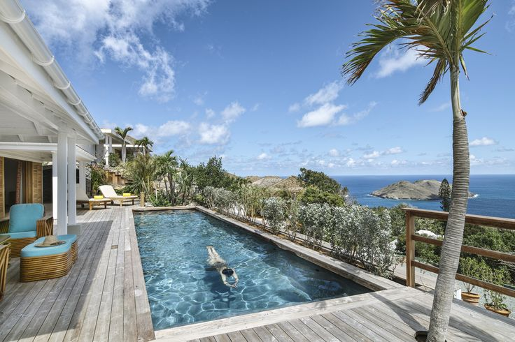 Discover Villa Marie Saint Barth, the new luxury hotel & spa in Saint-Barthelemy island.