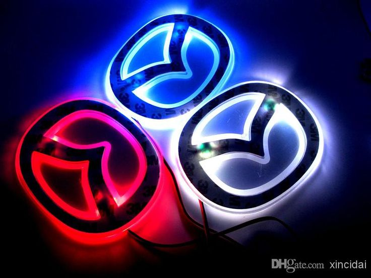 Red Led Car Decal Logo Rear Light Auto Badge Emblem Backup Lamp M2/M5/M6 Luxury Car Brand Logos Luxury Car Brands Logos From Xincidai, $5.53  Dhgate.Com