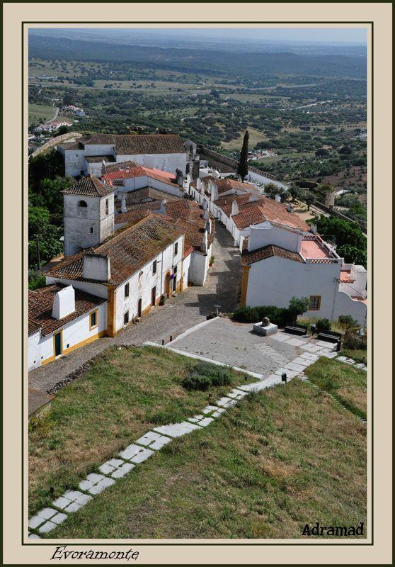 Evoramonte, Portugal Copyright: Luis Garcia