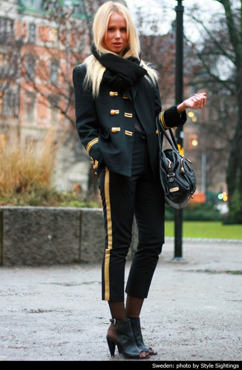 military inspired