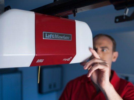 liftmaster garage door opener installation manual Garage Door Opener Installation