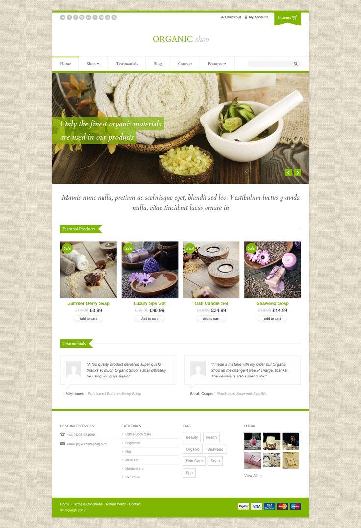 13 best Web Design - Restaurant images on Pinterest | Design ...