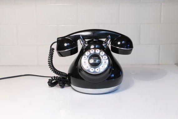SALE 25% OFF   Replica 50s Monster Phone by ClockworkRummage