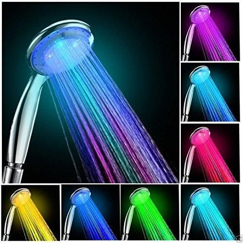 Contemporary Colorful Shower Heads Home Bathroom 7 To Decor