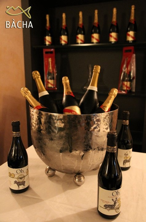 BàCha Restaurant Milano - Champagne?