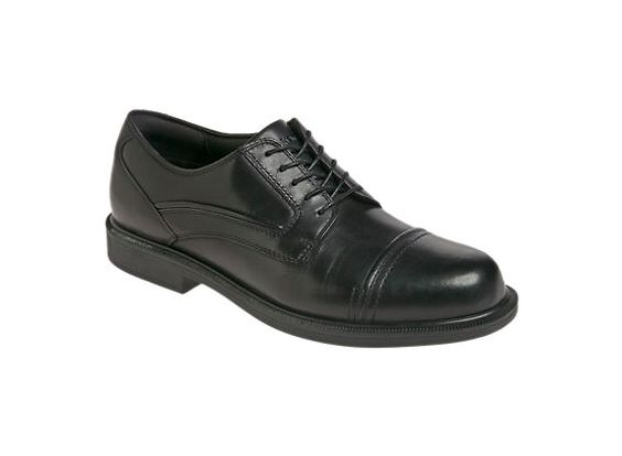 The Dunham Jackson shoe is a timeless looking oxford with all the