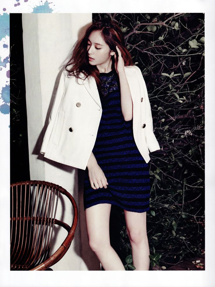 The Official Krystal Jung (정수정) Thread❉ - Page 10 - Individual ...