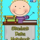 This is a student data notebook. There are 123 pages of Data goodness! You have the option to use forms to track by each week of the quarter or by ...