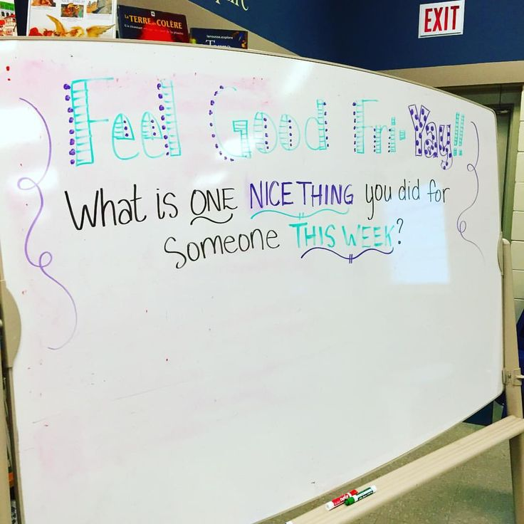 "45 Likes, 5 Comments - Erin (@heaven_in_7th) on Instagram: ""#miss5thswhiteboard Leadership Conference edition!!! Looking forward to a great day of training and…"""