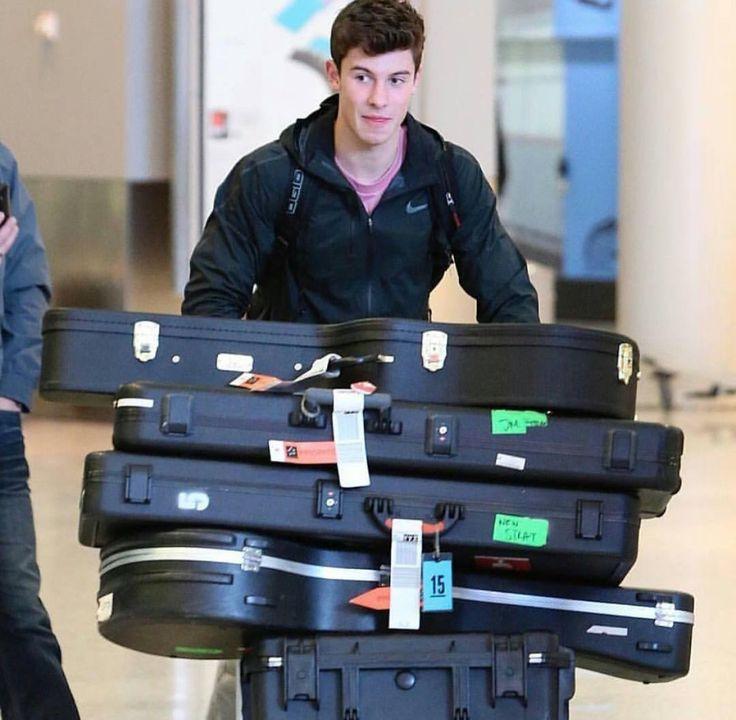 Jez he packs more than me ❤