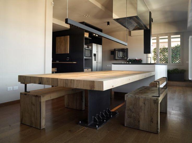 dining / Attico Firenze   Kreon — purity in light