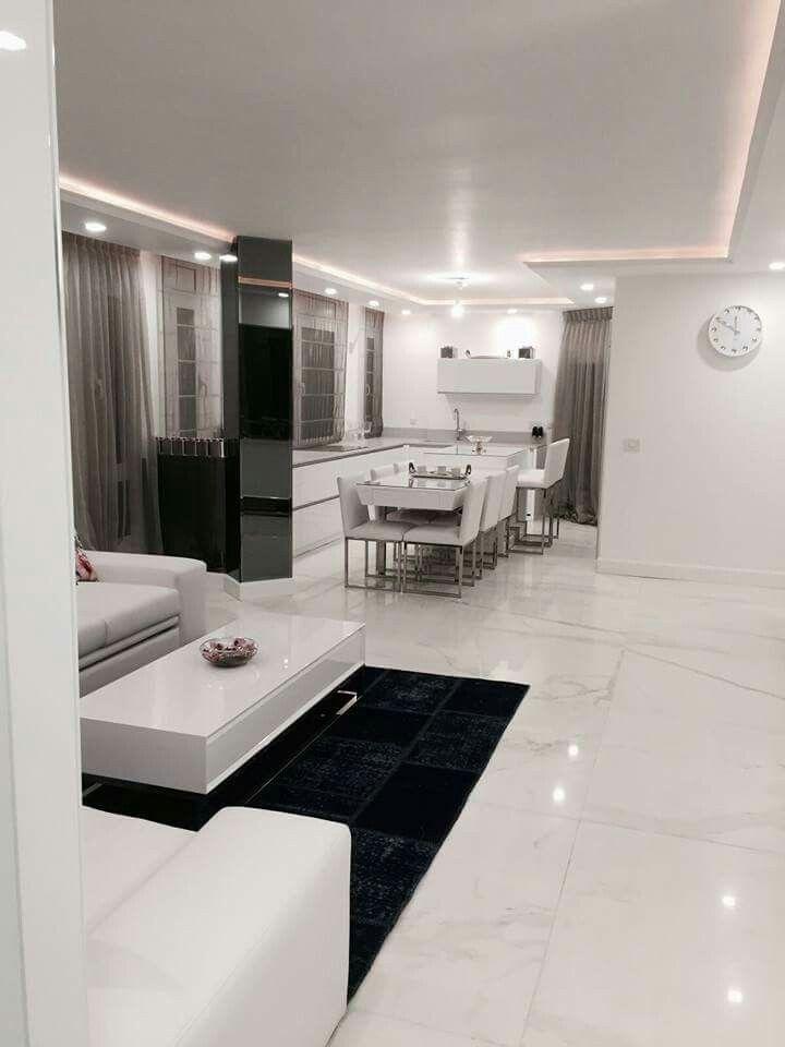 White Tile Floor In Living Room Elegant Primaca In 2020 Living Room Tiles White Tile Floor Floor Design