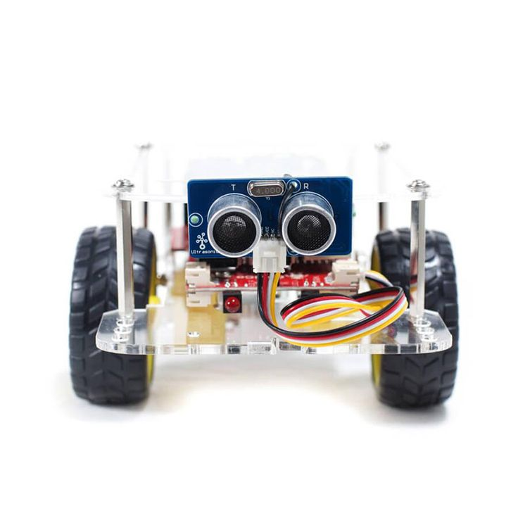 The GoPiGo Starter Kit is a complete kit to build your own robot car. GoPiGo works at the level you're at — whether you are a parent looking for a smart, fun weekend project to do with your kid, a...