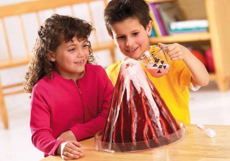 8 simpele maar hele leuke wetenschap experimenten voor kinderen. - Welbewust leven