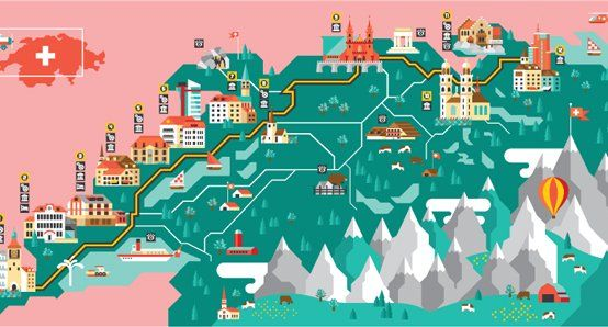 For the sixth consecutive year, Switzerland has topped theGlobal Innovation Indexas the world's most innovative economy. The small alpine country