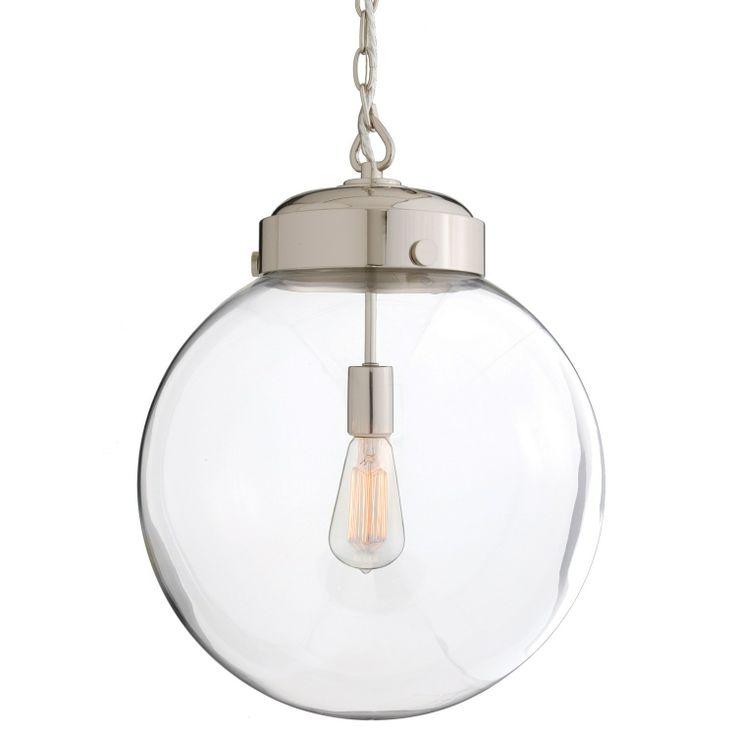 Simple Elegance Large Pendant Light Lighting Lights KitchenKitchen PendantsGlass