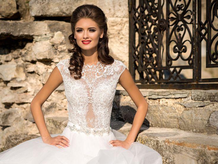 Svadobné šaty na predaj 2016