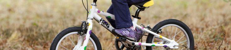 Frog Kids' Bikes | Little Bike Company | Spotty Frog!