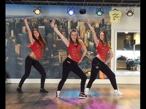 Sax - Fleur East - Easy Fitness Dance Choreography - YouTube