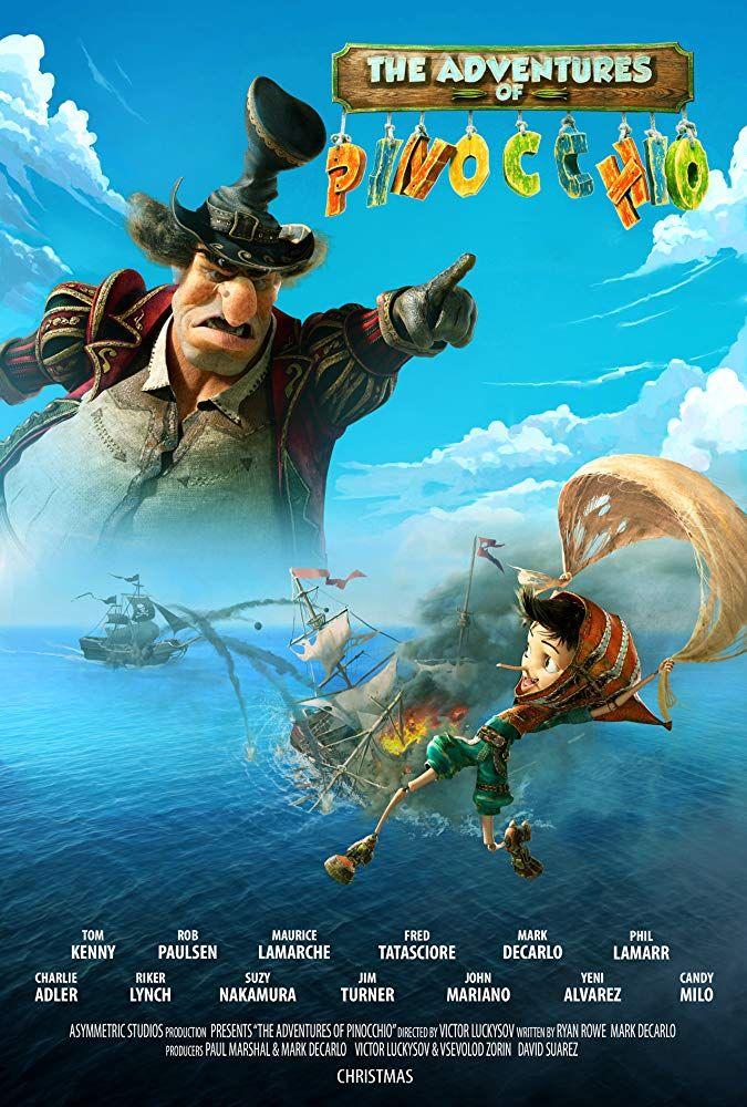 The Adventures Of Pinocchio 2019