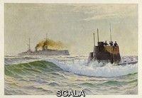Schoen, Karl (1868-1945) Sottomarini, da: