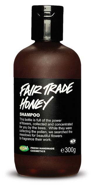 Lush - Fairly Traded Honey Shampoo