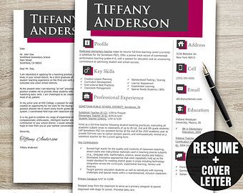 31 best resume and cover letter styles images on pinterest letter templates cover letter template and cover letters - Templates For A Resume
