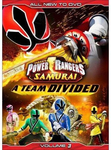 Power Rangers Samurai, Vol. 3: A Team Divided