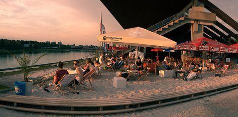 Munich Beach Resort Dachauer Straße 35, 85764 Oberschleißheim   +49(0)89 3155723 Sommer Saison 01.05. bis 31.10.2014