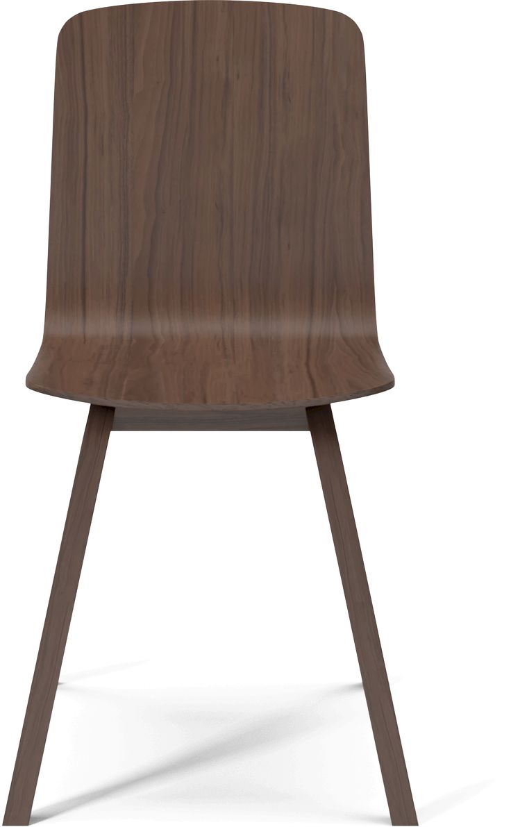 The Palm dining chair, walnut by Bolia boasts a frame finish in oiled walnut, with a seat finish in oiled walnut. Designed by Says Who, this beautiful walnut chair is the perfect compliment to a minimalist dining room.